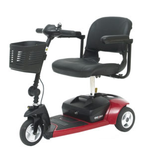 Pride Go-Go Ultra X 3-Wheel Power Scooter