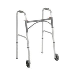 Walker with 5″ Wheels